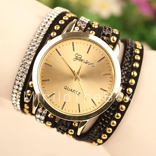 Women's Watches Large Dial New Listing Cool Watches Unique ...