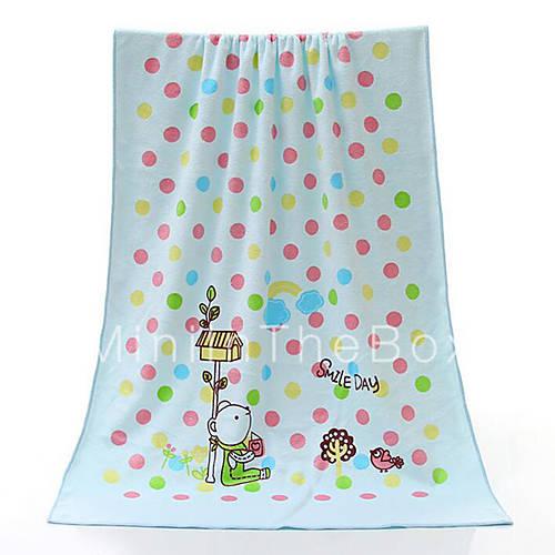 Baño De Regadera Del Bebe:Toalla de baño del bebé Algodón For Baño 1-3 años de edad Bebé