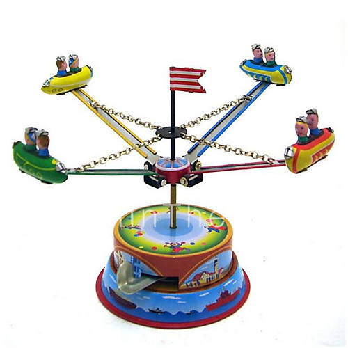Novelty Lamp Crossword Clue : Novelty Toy Puzzle Toy Wind-up Toy Novelty Toy Merry-go-round Space Ship Metal Blue For Kids ...
