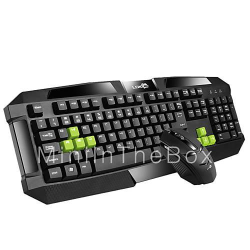Teclado y rat n usb del rat n del teclado ps2 del teclado - Foto teclado ordenador ...