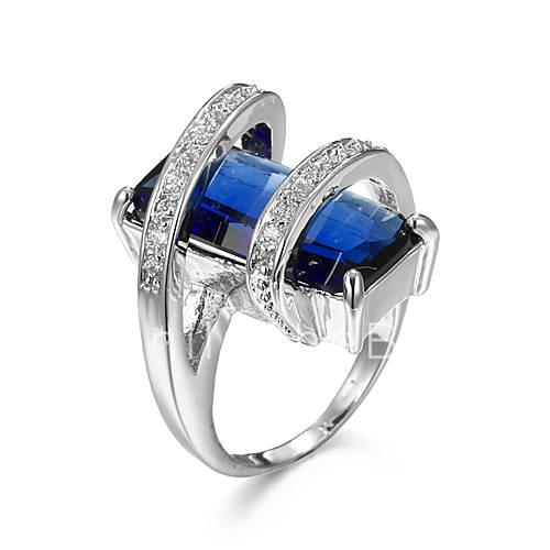 big amaranth zircon rings for female romantic women jewelry platinum plated engagement wedding. Black Bedroom Furniture Sets. Home Design Ideas